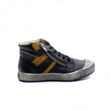 Chaussure Montante Lacets Zip Garçon Catimini Ramboutan