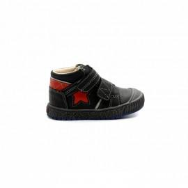 Chaussure Montante Velcros Garçon Catimini Radis