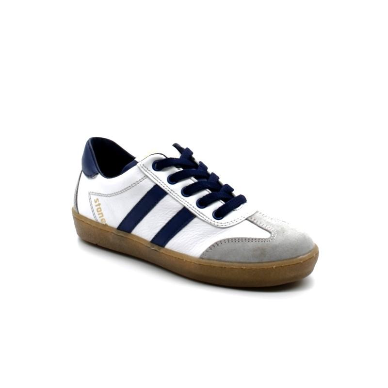 727377d2ff421 Chaussures Garçon Lacets Zip Stones And Bones Zeffo
