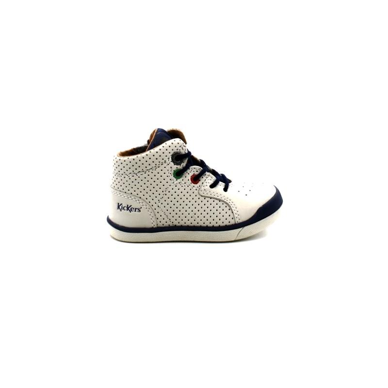 Chaussures Montantes Bébé Garçon Kickers Goodjod