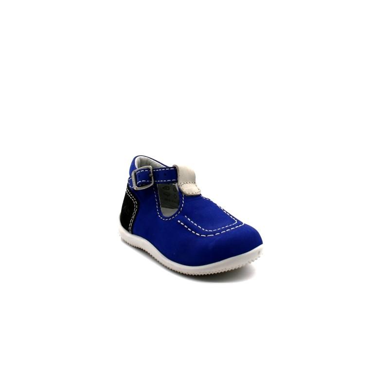Garçon Bonbek Chaussures Montantes Découpées Pitshoes Kickers Bébé wxtq8ZF