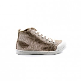 Chaussures Montantes Fille 10IS Ten C Mid Lace Cosmic Nude