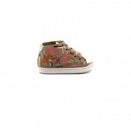 Chaussures Montantes Bébé Fille Shoo Pom Bouba Brod
