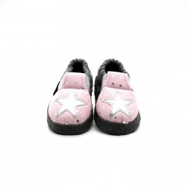 Chausson Fille Coton Giesswien Ading