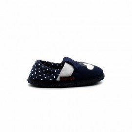 Chaussons Fille Coton Giesswein Anger