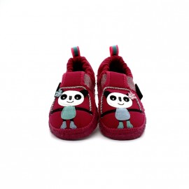 Chaussons Coton Fille Giesswein Alharting