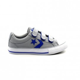 Tennis en Toile Velcros Converse Starplayer OX 3V