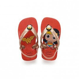 Tong Fille Havaianas Baby Herois Super Woman