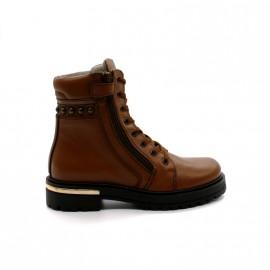 Boots à Lacets Ranger Fille Romagnoli Rovial