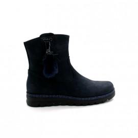 Boots Fille Romagnoli Rouponpon