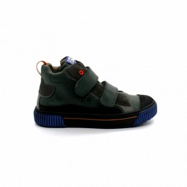 Chaussures Montantes Garçon Velcros Romagnoli Rougleur