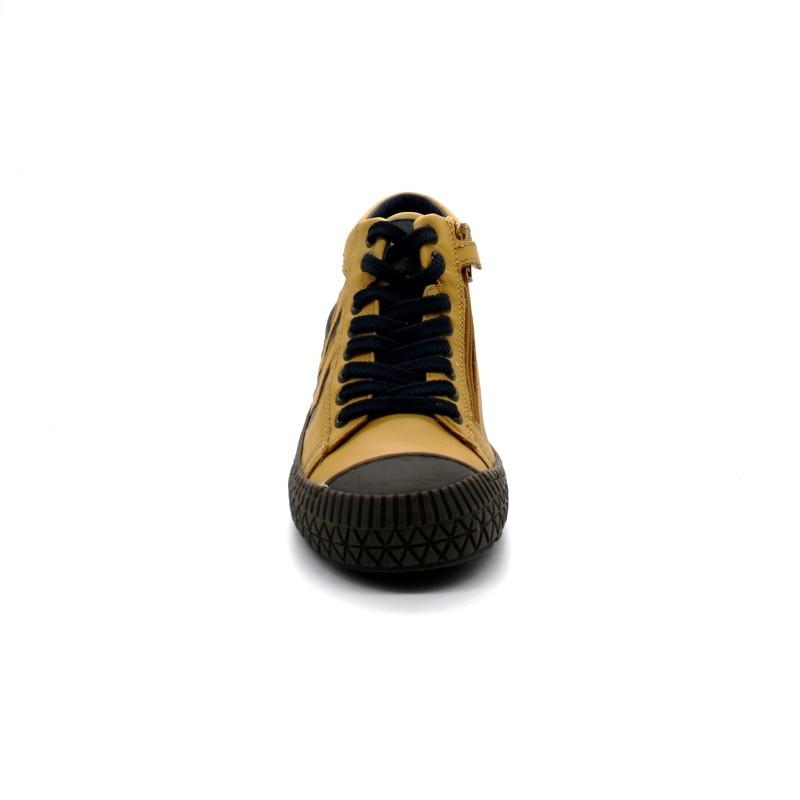 1a9b73f2cb99e Chaussures Montantes Garçon Stones And Bones Niels - PitShoes