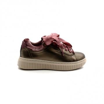 rencontrer gros remise rechercher le meilleur Chaussures Basses Fille Geox Grenadine