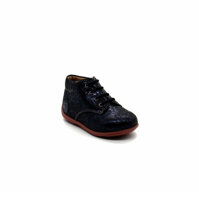 7c2d87f4971f3 Chaussures Bébé Fille Aster Ouki - PitShoes