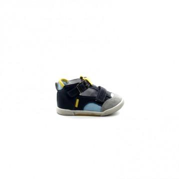 Chaussures Montantes Découpées Garçon Babybotte Patachou