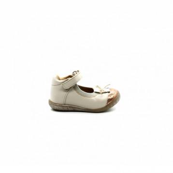 Chaussures Montantes Découpées Bébé Fille Babybotte Shaneze