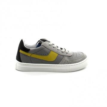 adb4a811c3db8 Chaussures Basses Garçon Fr By Romagnoli Filigrane 3800 - PitShoes