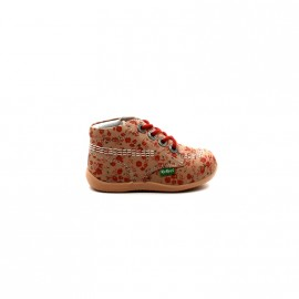Chaussures Montantes Bébé Fille Kickers Billy