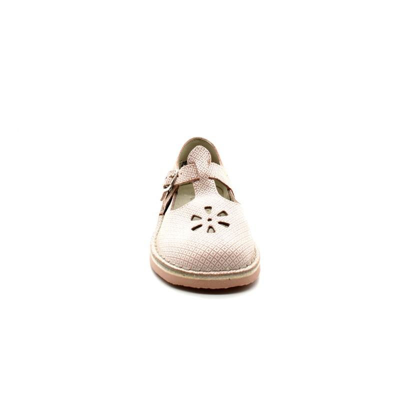 6a093481c7 Chaussures Basses Découpées Fille Aster Dingo - PitShoes