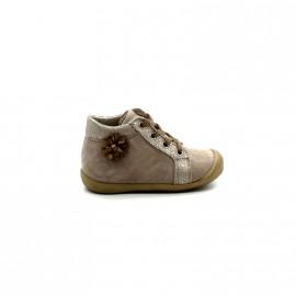 Chaussures Montantes Bébé Fille Little Mary Gardenia