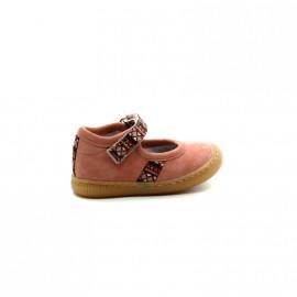 Chaussures Montantes Découpées Bébé Fille Little Mary Guatemala