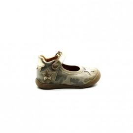 Chaussures Montantes Découpées Filles Babybotte Shessika