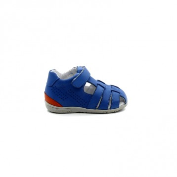 Chaussures Montantes Découpées Bébé Garçon 3006