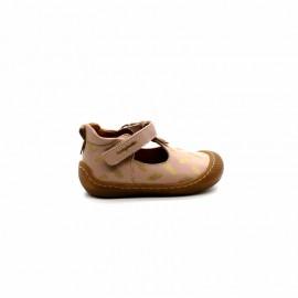 Chaussures Montantes Découpées Babybotte Sandy