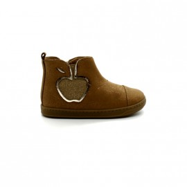 Boots Fille Shoo Pom Bouba New Apple