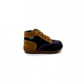 Chaussures Bébé Garçon Kickers Bonzip