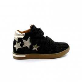 Chaussures Montantes Velcros Fille Babybotte Kistel