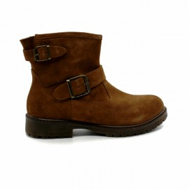 Boots Fille Adolie Jojo Buckle