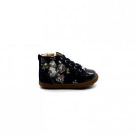 Chaussures Montantes Filles Pom D'Api Tip Top Hi Zip
