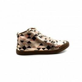Sneakers Montantes Fille 10IS Ten Fit Lace Delta