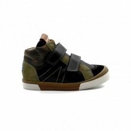Chaussures Montantes Velcros Garçon Babybotte Kub
