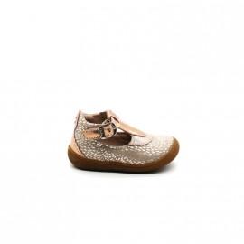 Chaussures Montantes Découpées Aster Patti Rose Imprimé