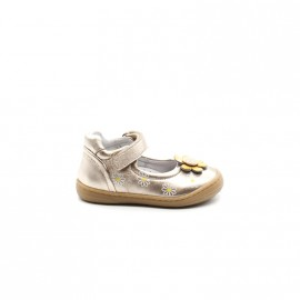 Chaussures découpées Bébé Fille Fr By Romagnoli 5400 Beige