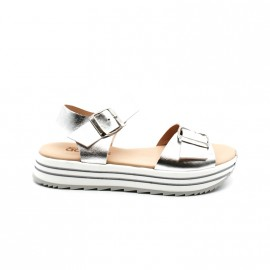 Nu-Pieds Fille Acebo's 9830 Argent