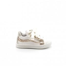 Chaussures Montantes Bébé Fille 4362 Mese Blanc