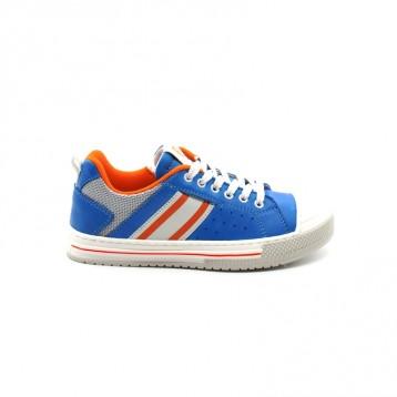 Chaussures Sneakers Basses Garçon Fr By Romagnoli 5502 Foulip Bleu