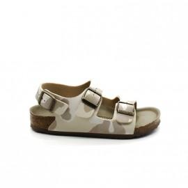 Sandale Nu-Pieds Garçon Birkenstock Milano Camouflage
