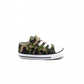 Baskets Enfant Converse  Chuck Taylor All Star Camo