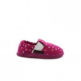 Chaussons Fille Giesswein Alfter Fushia