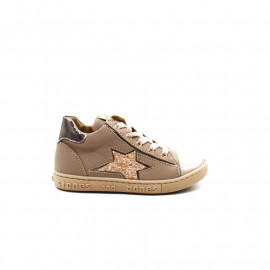Chaussures Montantes Bébé Fille Stones And Bones 4497 Mate