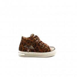 Chaussures Montantes Bébé FIlle Romagnoli 6381 Ryndique