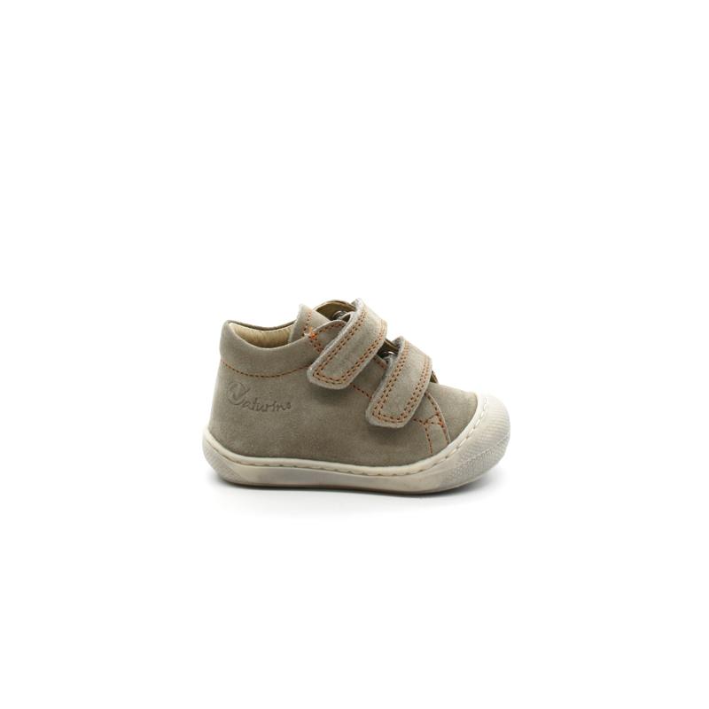 Chaussures Premiers Pas Garçon Naturino Cocoon Velcro
