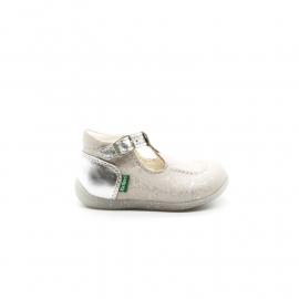 Chaussures découpées Bébé Fille Kickers Bonbek