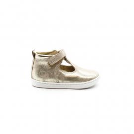 Chaussures Découpées Fille Shoopom Bouba Up Sandal Dust