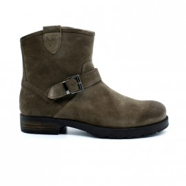 Chaussures Boots Fille Bi Key Bonjour 8138