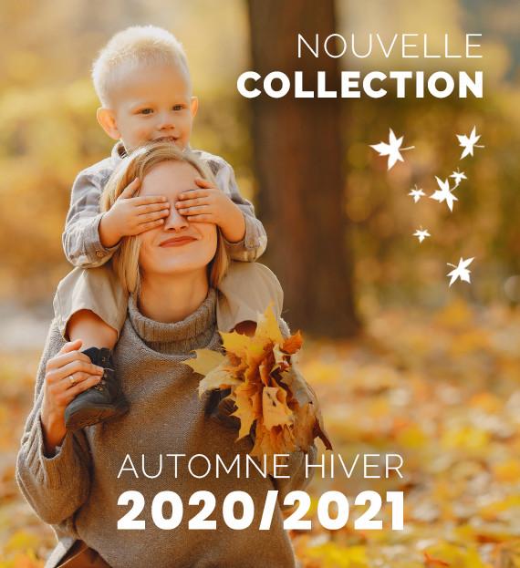 Nouvelle Collection Automne Hiver 2020/2021